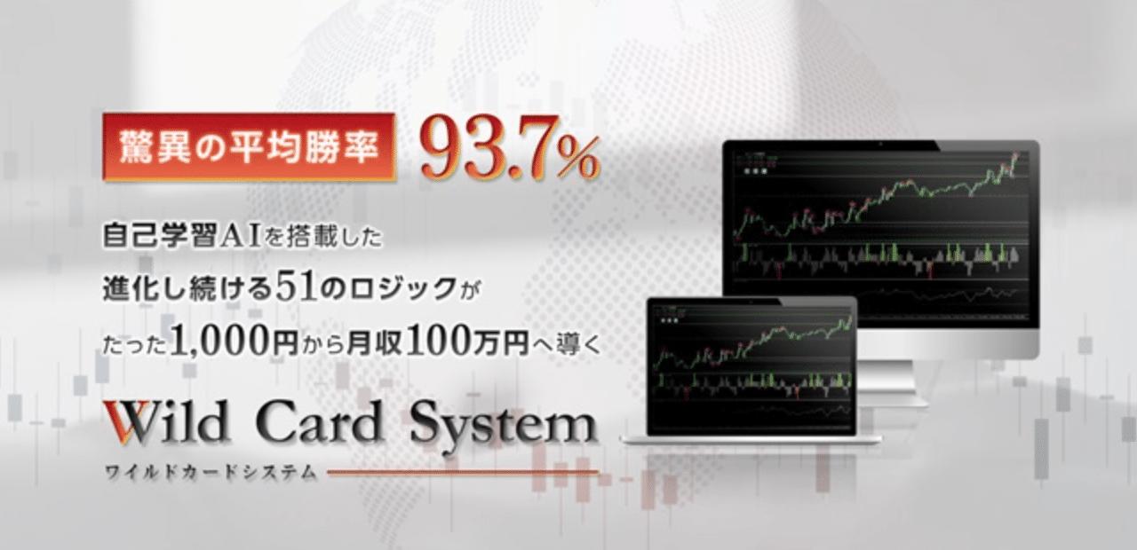 ワイルドカードシステムという副業は本当に稼げる?危険?
